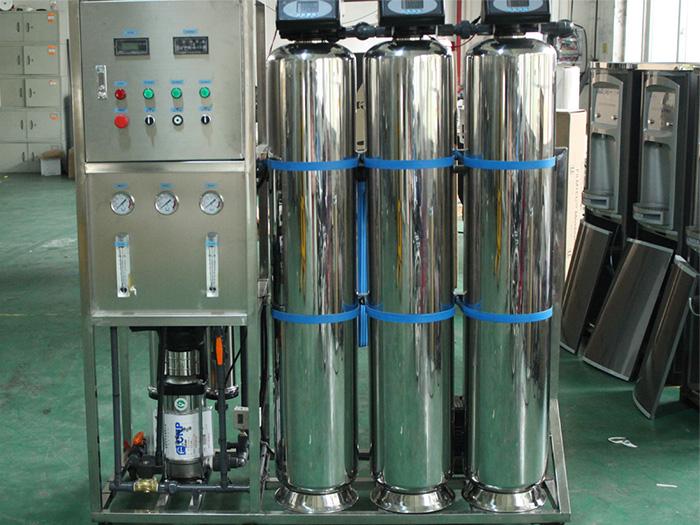 Deionized water system 500L